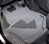 WeatherTech - W61GR - 2005-2010 Chevy Cobalt Grey All Weather Floor Mats 1st Row