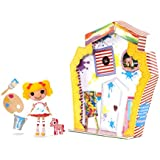 Lalaloopsy 3 Inch Mini Figure with Accessories Spot Splatter Splash