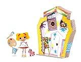 Mini Lalaloopsy Doll - Spot Splatter Splash