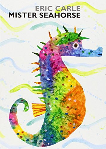 Mister Seahorse: board book (World of Eric Carle) (Mister Seahorse compare prices)