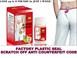 1 Box Dr. Mao Slimming Capsules. Lose up to 8 Pounds in Just 1 Week (With Authentic Hologram Seal)