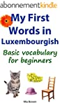 My First Words in Luxembourgish: Basi...