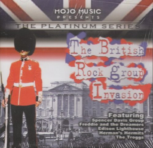 The British Rock Group Invasion