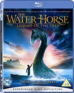 The Water Horse - Legend Of The Deep [Blu-ray] [2007] [2008] [Region Free]