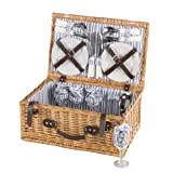 4 Person Picnic Hamperby Direct Sales