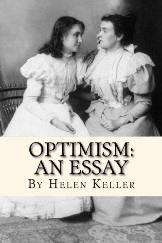 Optimism essays