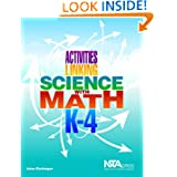 Activities Linking Science With Math, K-4 (PB236X)