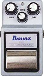Ibanez 9 Series BB9 Big Bottom Boost Guitar Effects Pedal Silver by Ibanez