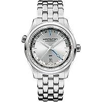 Hamilton Jazzmaster Men's Watch (White)