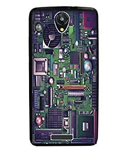 Techno Gadgets Back Cover for Micromax Canvas Xpress A99