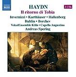 echange, troc  - Haydn - Il ritorno di Tobia / Invernizzi, Karthäuser, Hallenberg, Dahlin, Borchev, VokalEnsemble Köln, Capella Augustina, Spe