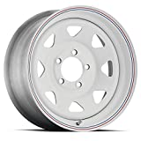 SENDEL S62 8 SPOKE WHEEL WITH PAINTED FINISH 15X5 5X4.50(114.3) +0 3.19