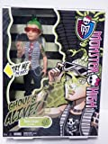 2014 MONSTER HIGH DEUCE GORGON GHOUL'S ALIVE DOLL