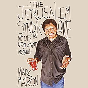 The Jerusalem Syndrome Audiobook