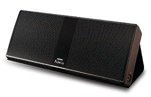 Philips Fidelio P9BLK Enceinte portable sans fil pour iPhone/iPad/iPod Bluetooth 20 W