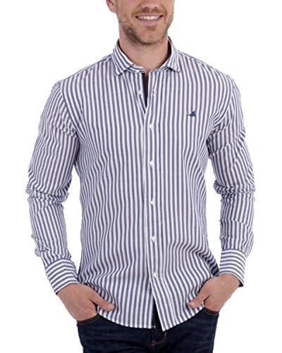 BLUE COAST YACHTING Stripped Shirt Stripped Shirt AZUL