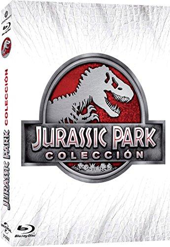 Jurassic World - Cuatrilogía [Blu-ray]