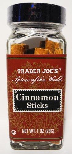 Trader Joe'S Cinnamon Sticks