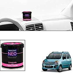 Vheelocityin Shalden Candy Car Perfume Car Air Freshener for Maruti Suzuki Wagon R 1.0 Old