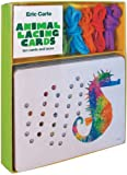 The World of Eric Carle(TM) Animal Lacing Cards: 10 Cards & Laces