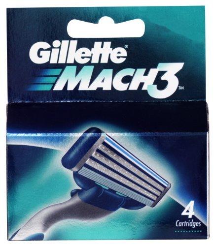 gillette-mach3-pk-4