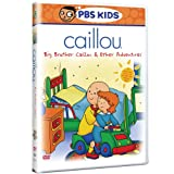 echange, troc Caillou: Big Brother Caillou & Other Adventures [Import USA Zone 1]