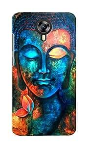 KnapCase Lord Buddha Designer 3D Printed Case Cover For Micromax Canvas Xpress 2 E313