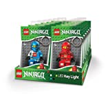 LEGO Ninjago Key Light (Colors May Vary). 1 Piece