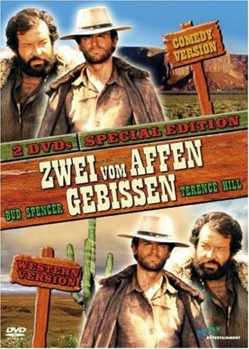 Zwei vom Affen gebissen - Western & Comedy-Version (Special Edition, 2 DVDs)