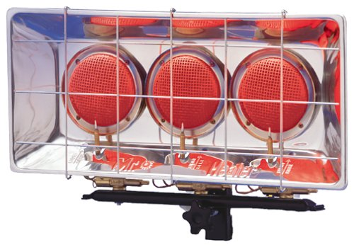 Images for Mr. Heater MH42T 42,000-BTU Propane Tank-Top Radiant Heater