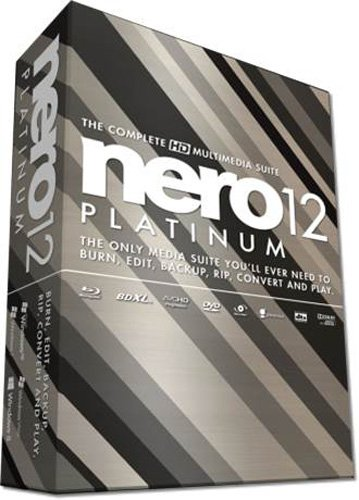 Nero 12 Platinum, PC