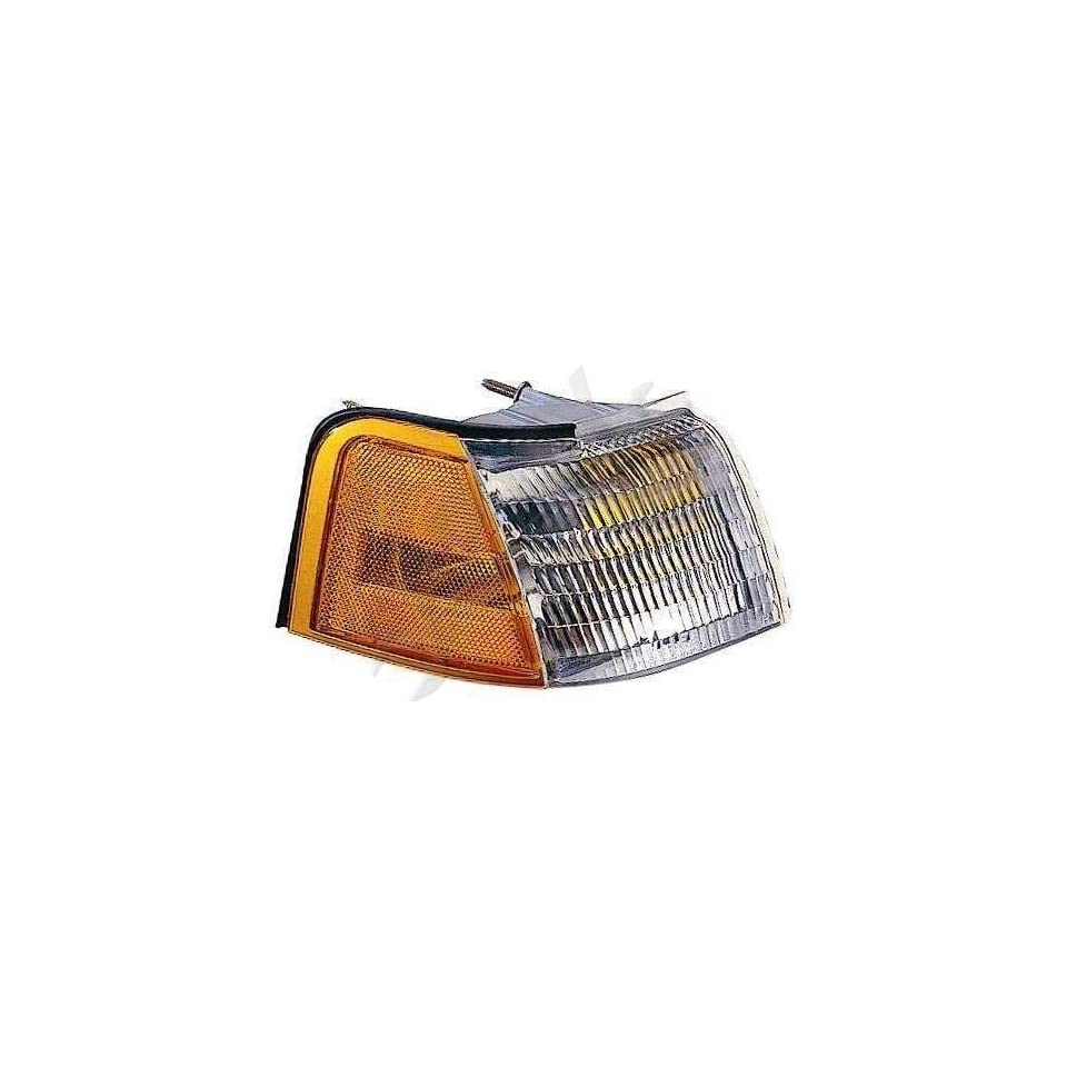 Depo 331 1552R US Ford Thunderbird/Mercury Cougar Passenger Side Replacement Parking/Signal Light Unit