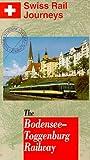 Swiss Rail Journeys 2: Bodensee-Toggenburg [VHS] [Import]
