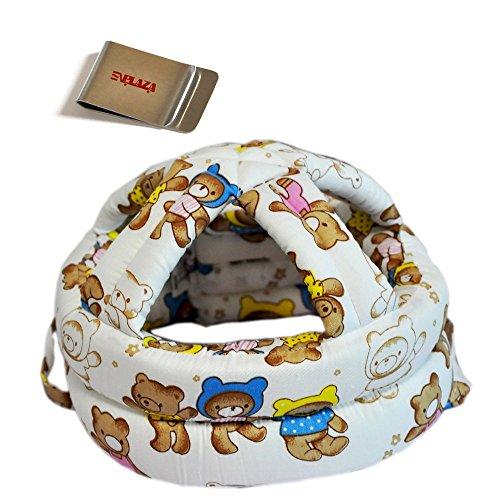 EPlaza-Baby-Toddler-Adjustable-Safety-Helmet-Protective-Hat-Gear-Cap-Headguard