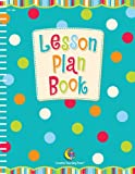 img - for Dots on Turquoise Lesson Plan Book book / textbook / text book