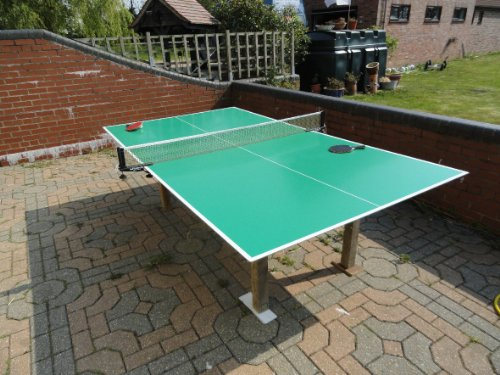 Table Tennis Table Top, Indoor/Outdoor
