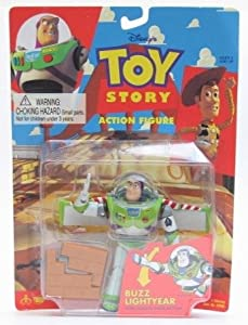 Toy Story Buzz Lightyear with Karate Chop Action