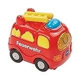 Toy - Vtech 80-119804 - Tut Tut Baby Flitzer - Feuerwehr