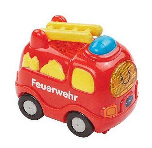 Nach oben Vtech 80-119804 - Tut Tut Baby Flitzer - Feuerwehr
