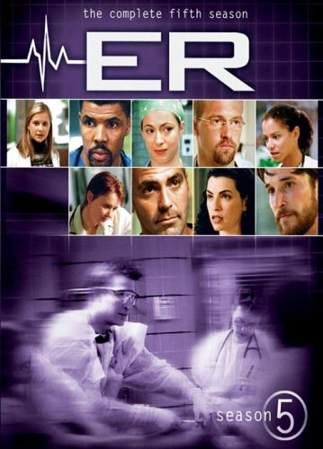 ER: The Complete Fifth Season [DVD]