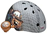 Cars Mater Toddler Hardshell Helmet with Bell (Grey)