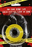 Mini Crime Scene Tape - 100 Feet Roll!!