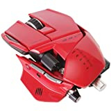 Cyborg R.A.T 9 Wireless Gaming Mouse - Red (PC/Mac)