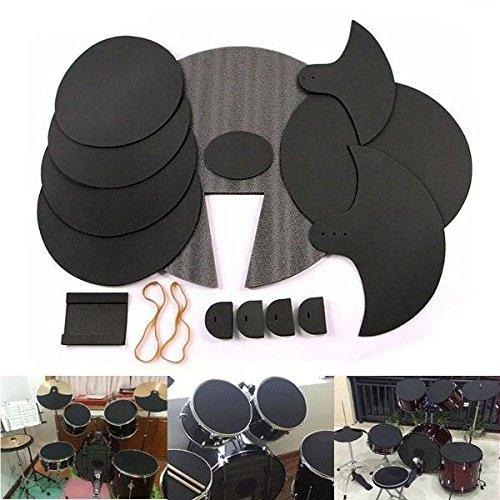 frontier-drum-pad-silenziatore-rullante-silenziatore-pad-mute-tamburo-muto-set-pad