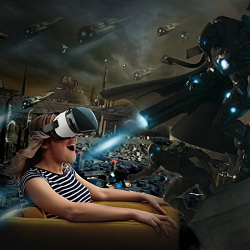HooToo-3D-VR-Headset-with-Magnetic-Trigger-Upgraded-and-Much-Lighter-Version-Virtual-Reality-Goggles-3rd-Generation-VR-Box-VR-GlassesNo-External-Remote-Needed