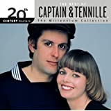 The Best of Captain & Tennille: 20th Century Masters - The Millennium Collection ~ Captain & Tennille