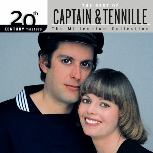 CAPTAIN & TENNILLE - The Best of Captain & Tennille: 20th Century Masters - The Millennium Collection - Zortam Music
