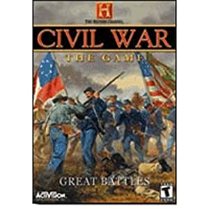 History Channel's Civil War: The Game - Great Battles