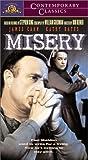 Misery [VHS]