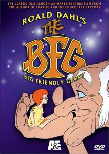 Roald Dahl the Bfg: Big Friendly Giant [DVD] [1989] [Region 1] [US Import] [NTSC]